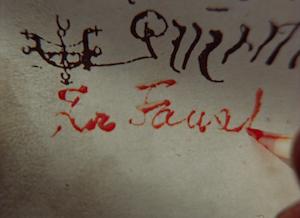 Faust, screenshot